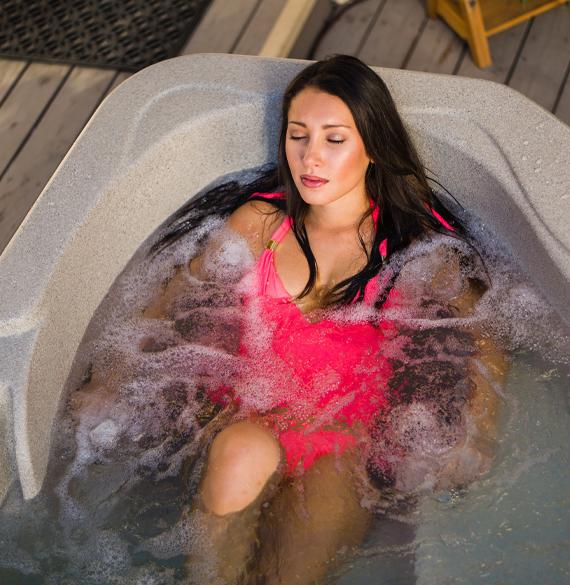 Caldera Fantasy Embrace relaxation