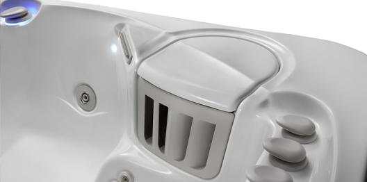 Caldera spa -technologie intégrer